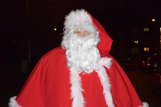 Passage du Père Noël le Samedi 24 décembre 2016