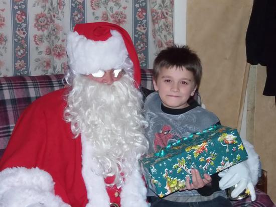 Réveillon Noël Mission St Damien