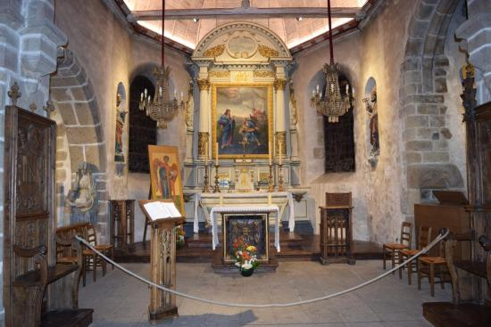 Visite du Mont St-Michel en France - Le 09 au 11-10-2015