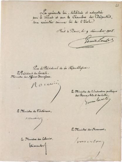 Loi 1905 2 p