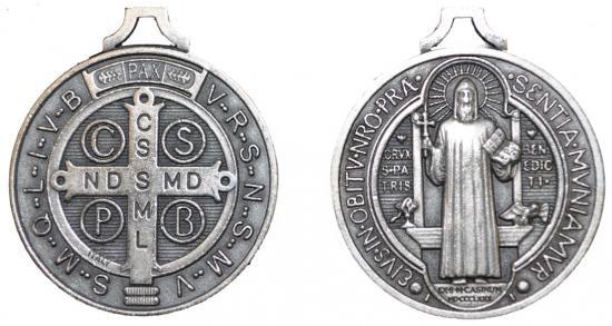 Medalha de sao bento copie